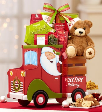 Santa's Special Delivery Collectible Truck