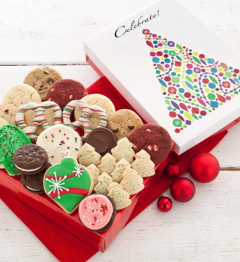 Cheryl's Celebrate Gift Box Treats