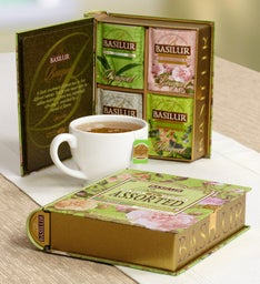 Bouquet Premium Green Tea Collection