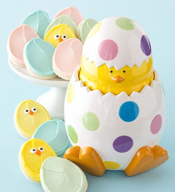 Cheryl's Collector's Edition Easter Cookie Jar
