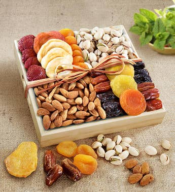 Nature's Plenty Dried Fruit & Nuts