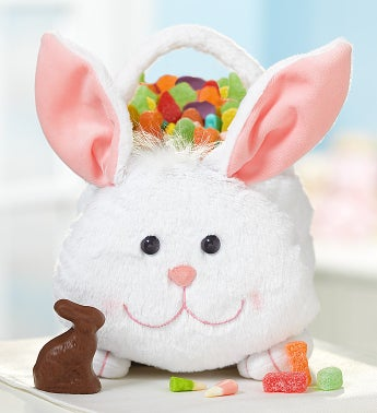 Happy Easter Cuddle Bunny Gift Basket