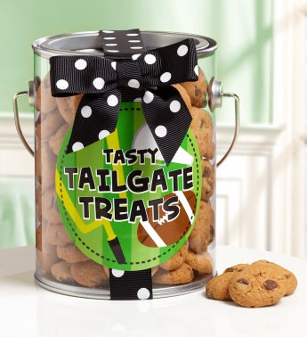 Tailgate Treats Chocolate Chip Cookies in a Can