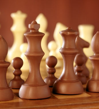 Chocolate Chess Valentine Gift For Him