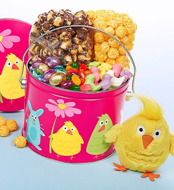 The Popcorn Factory® Easter Friends Fun Pail