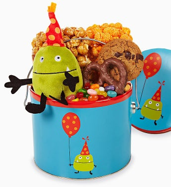 The Popcorn Factory® Little Monster Fun Pail