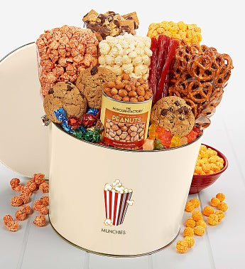 The Popcorn Factory Munchies Snack Assortment