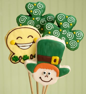 The Popcorn Factory® St. Patricks Day Crispy Pops