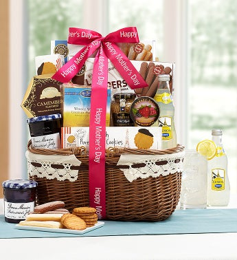 Mother's Day French Country Gift Basket