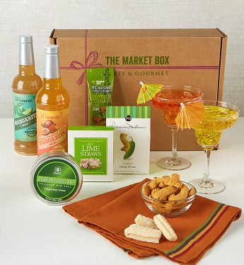 Party on Margarita Market Box