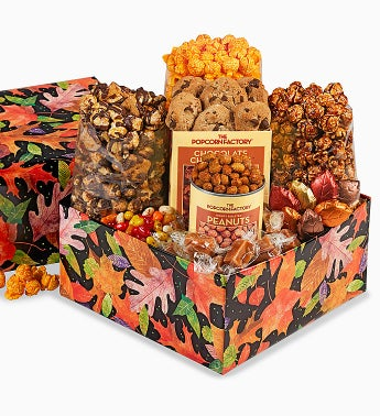 The Popcorn Factory® Fall Colors Sampler