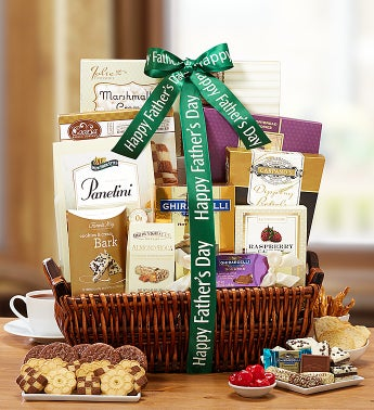 Father's Day Tasteful Expressions Gift Basket