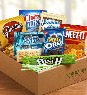Study Break Snacks Box