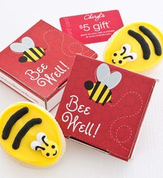 Cheryl's Bee Well Cookie Card