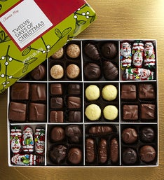 Fannie May® 12 Days of Christmas Chocolates