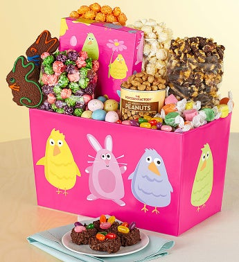 Popcorn Easter Friends Jumbo Sampler