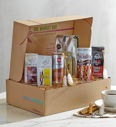 Coffee Market Box by Real Simple®