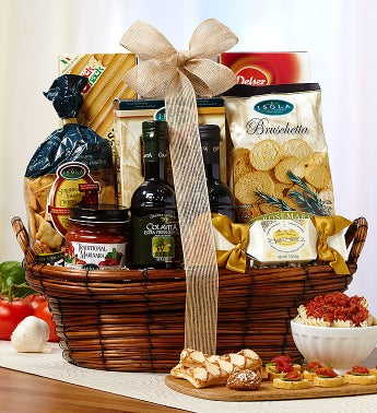 Grand Cucina Gift Basket