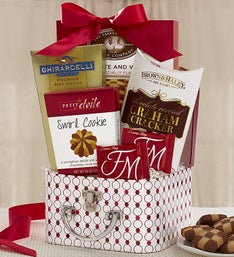 Keepsake Basket of Treats
