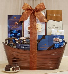 Harry London® Chocolates Gift Basket