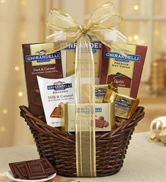 Best of Ghirardelli® Gift Basket