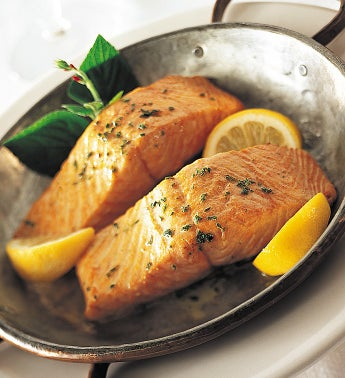 Atlantic Salmon Filets - Stock Yards®