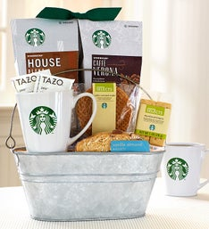 Starbucks® Fan Favorite Coffee Basket