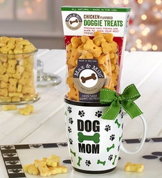 Dog Mom Mug withTreats