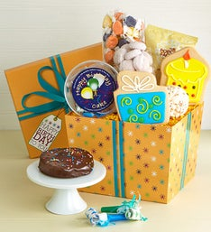 Great Big Happy Birthday Sweets & Treats Box