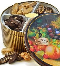 DiCamillo Biscotti Quarto Collector's Tin
