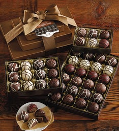 Harry and David® Signature Truffle Trio