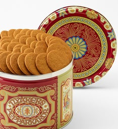 Nyakers Swedish Ginger Snaps Tin