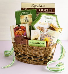 Spring Fling Sweets & Chocolates Gift Basket