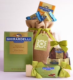 Spring is Here! Sweets Bag featuring Ghirardelli