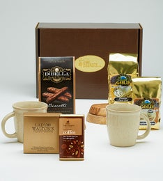 Divinely Decadent Coffee & Chocolate Gift Set
