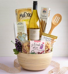 The Perfect Pairing Pasta & Wine Gift