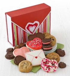 Cheryl's Valentine Love Letter Box of Treats