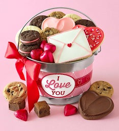 Cheryl's I Love You Treats Pail