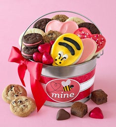 Cheryl's Bee Mine Treats Pail