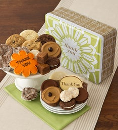 Cheryl's Thank You Gift Tin with Treats