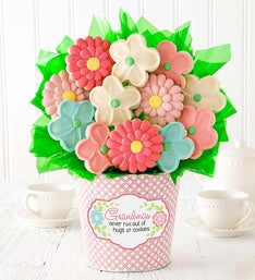 Cheryl's Mother's Day Cookie Flower Pot - Grandma