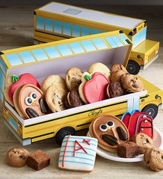 Cheryl's School Bus Treats Box