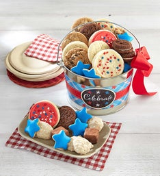 Cheryl's American Summer Treats Pail