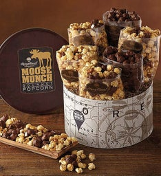 Harry  David Moose Munch Gourmet Popcorn