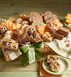 Cheryl's Fall Bakery Tray Basket