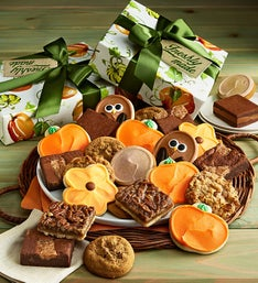 Cheryl's Fall Harvest Cookie & Brownie Box