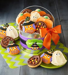 Cheryl's Happy Owl-oween Frosted Pail