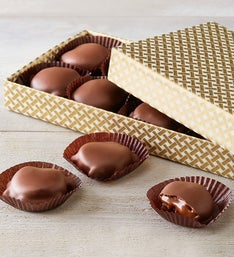 Fannie May Lattice Wrap Chocolates