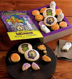 Harry and David Halloween Book of Cookies