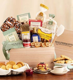 Wolferman's House Warming Gift Box